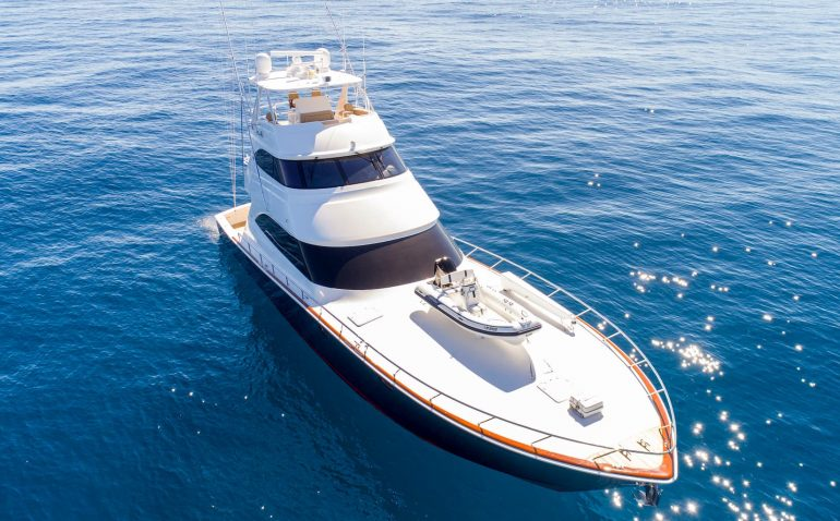 Grander Ambition Luxury Yachts for Sale