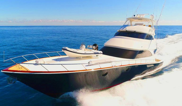 Traver Sells Yachts has two luxury yachts for sale!